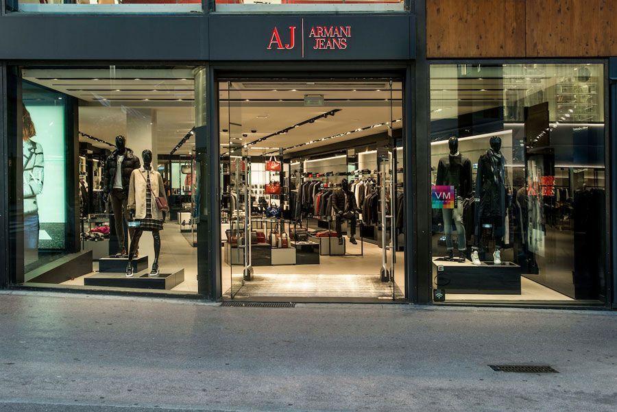 Tienda Armani Via Moda Andorra