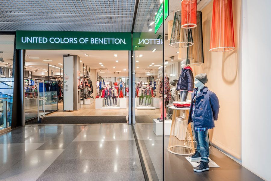 Tienda Benetton Illa Carlemany Via Moda Andorra
