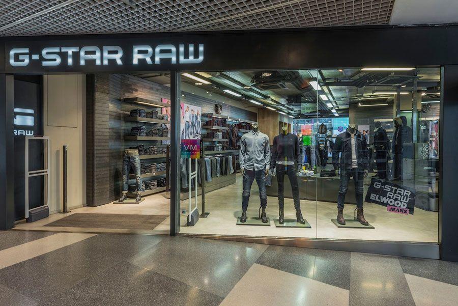 Tienda G-Star Raw Illa Carlemany Via Moda Andorra