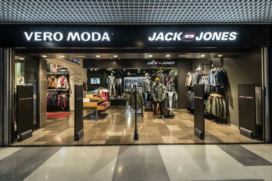 Tienda Jack Jones illa Carlemany Via Moda Andorra