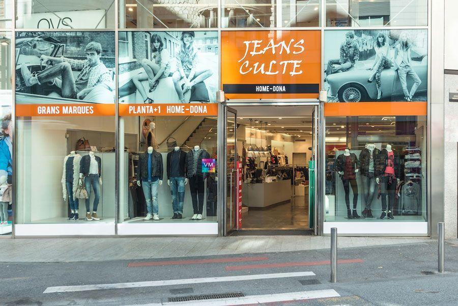 Tienda Jeans Culte Via Moda Andorra