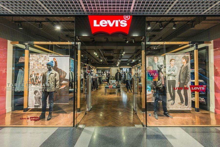 Levi 39 s illa via moda andorra - Centre comercial illa ...