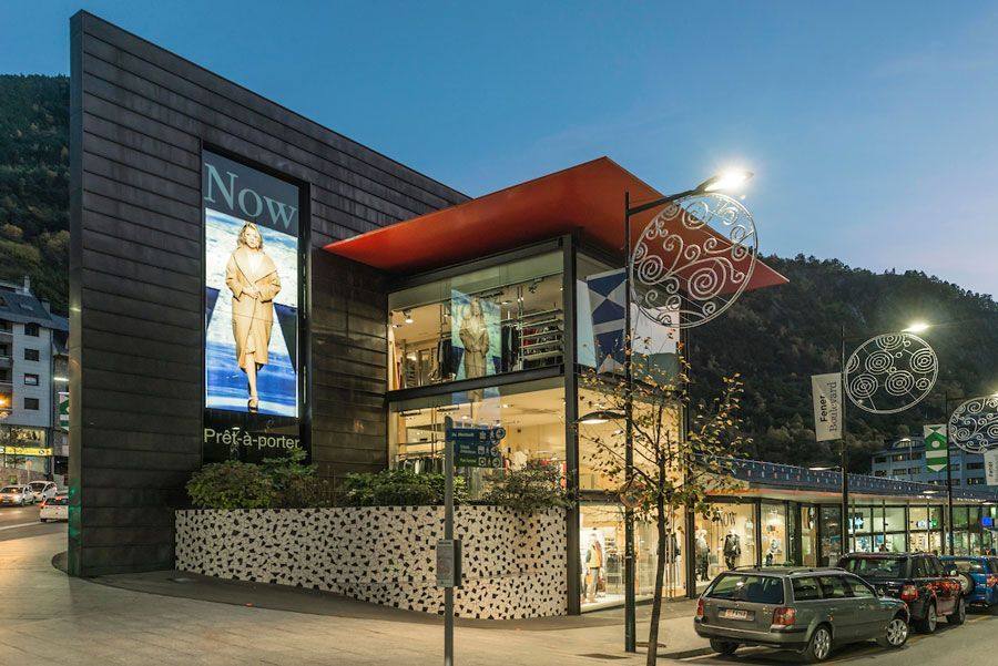 Tienda Now Andora Via Moda Andorra