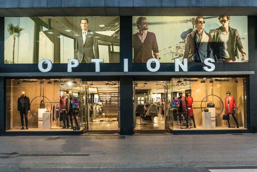Tienda Options Via Moda Andorra