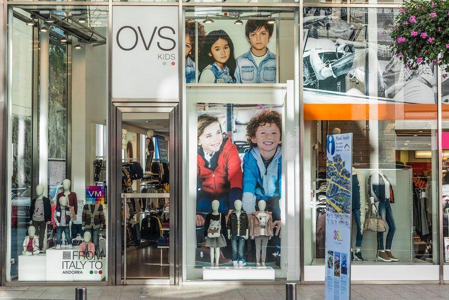 Tienda OVS Kids Via Moda Andorra