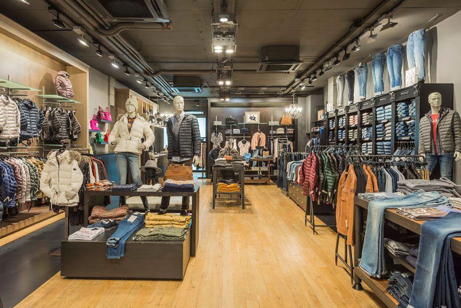 Tienda Pepe Jeans Illa Carlemany Via Moda Andorra