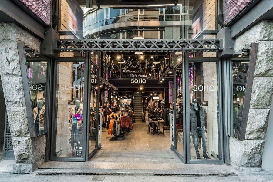 Tienda Soho Via Moda Andorra