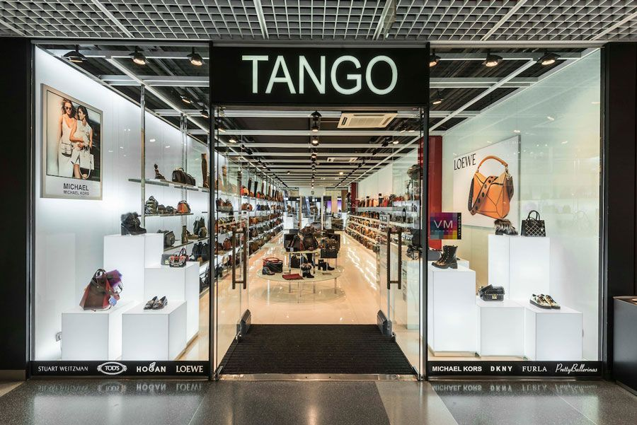 Tienda Tango Illa Carlemany Via Moda Andorra