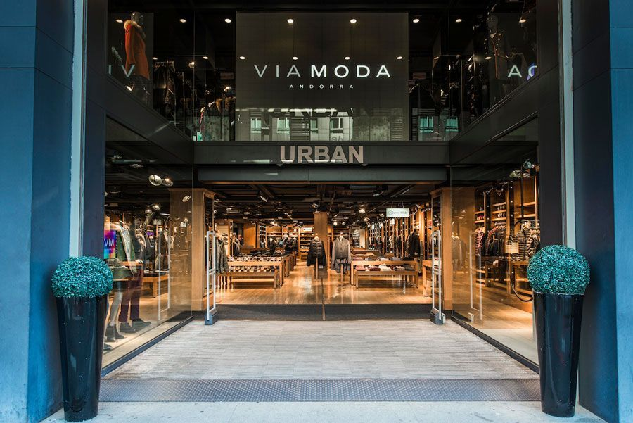 Tienda Urban Via Moda Andorra