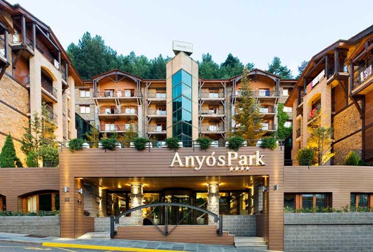 ANYÓS-PARK-HOTEL