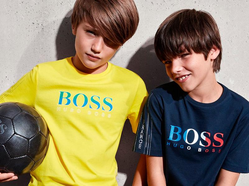 Hugo Boss Kids SS18 Via Moda Andorra