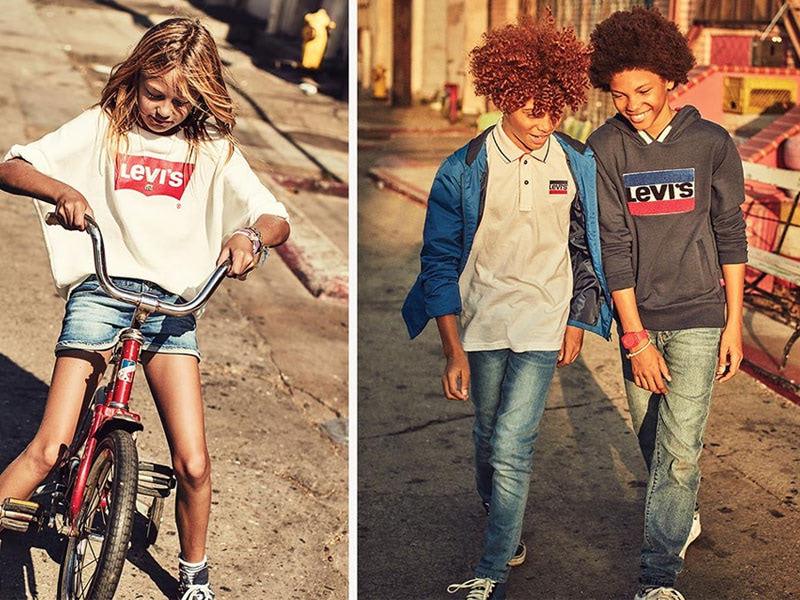levis kids ss18 via moda andorra