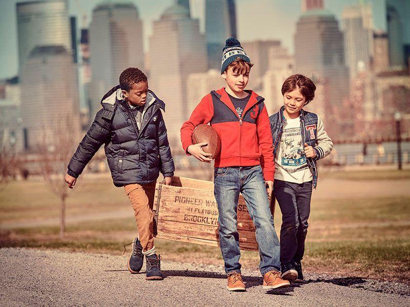 timberland kids fw17 via moda andorra