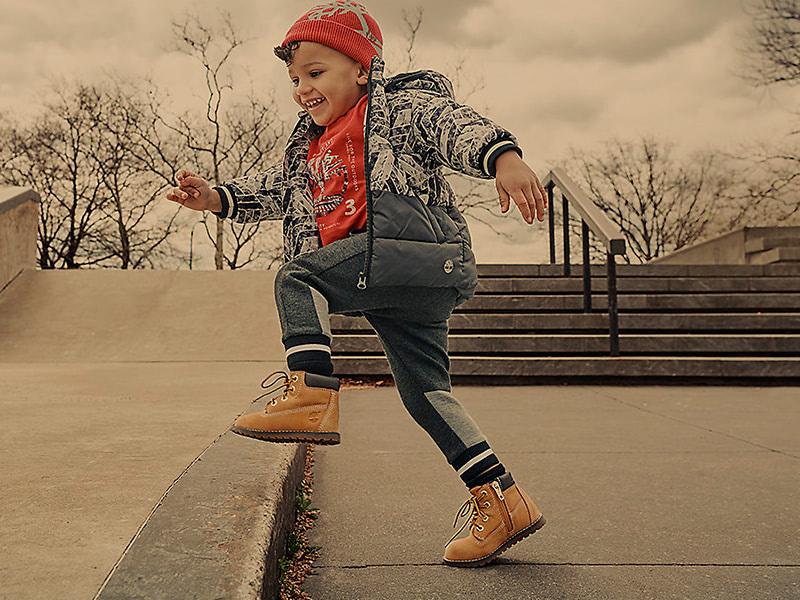timberland kids fw18 via moda andorra