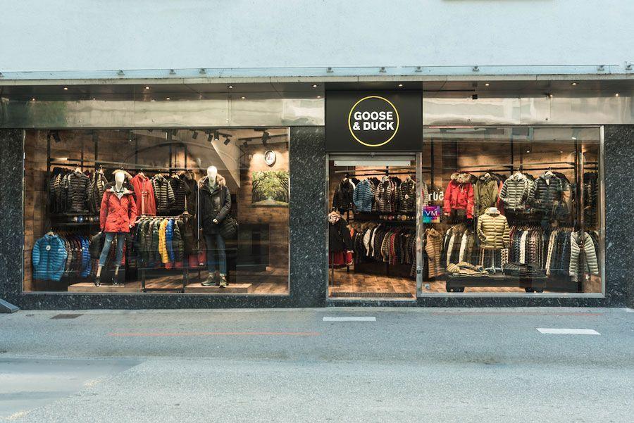 Tienda Goose&Dock Via Moda Andorra